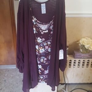 Women blouse with tags brand new